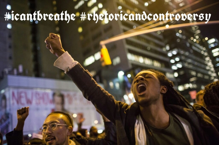 Changing America #icantbreathe