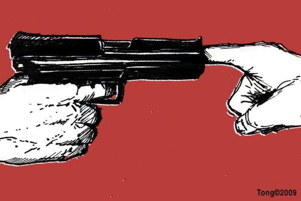 Gun Control in the UnitedStates